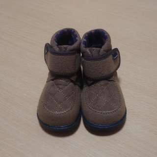 ニシマツヤ(西松屋)のベビー用ブーツ(新品)13cm(ブーツ)