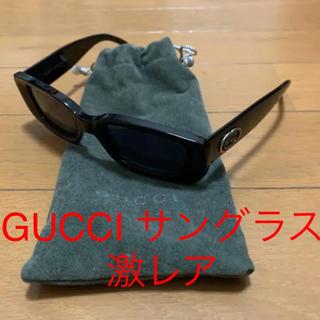 グッチ(Gucci)の値下げ GUCCI SQUARE SUNGLASSES  グッチ サングラス(サングラス/メガネ)