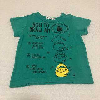 ベベ(BeBe)のBEBE eくん 絵描き歌風 Tシャツ 80cm(Tシャツ)