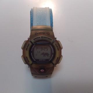 ベビージー(Baby-G)のCASIO  BabyーG(腕時計(デジタル))