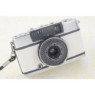 オリンパス(OLYMPUS)のカワE! オリンパス ペン EE-2 PEN EE-2 美品(フィルムカメラ)