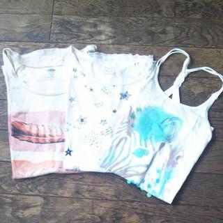 ザラ(ZARA)の【3枚セット】OLDNAVY ZARA GAPkids 半袖Tシャツ  150㎝(Tシャツ/カットソー)