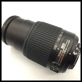 ニコン(Nikon)の【ジャンク扱い】 Nikon AF-S 55-200mm 望遠レンズ(レンズ(ズーム))