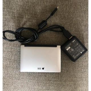 セイコー(SEIKO)のSII 電子辞書 PASORAMA ビジネスモデル SR-G6001M(その他)