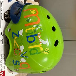 ブリヂストン(BRIDGESTONE)のブリヂストン 幼児用ヘルメット(ヘルメット/シールド)