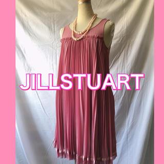 ジルスチュアート(JILLSTUART)のJILLSTUARTジルスチュアートワンピース 披露宴 結婚式 お呼ばれ ドレス(ミニワンピース)