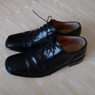 タケオキクチ(TAKEO KIKUCHI)のタケオキクチ紳士靴メンズビジネスシューズ28黒(ドレス/ビジネス)