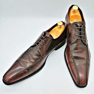パーソンズ(PERSON'S)のPERSON'S FOR MEN パーソンズ 革靴 27.5㎝ ダークブラウン(ドレス/ビジネス)