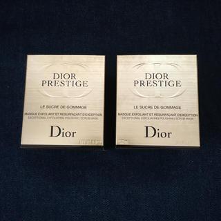 ディオール(Dior)のディオール プレステージ ルゴマージュ 空箱2点セット(小物入れ)