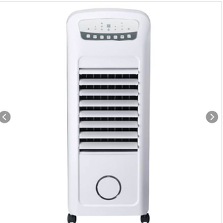 温冷風扇 ヒートアンドクール  EFD-1702WH