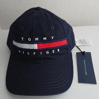トミーヒルフィガー(TOMMY HILFIGER)のTOMMY HILFIGER キャップ(新品)(キャップ)
