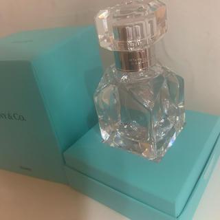 ティファニー(Tiffany & Co.)のティファニー香水 30mL (ほぼ新品)(ユニセックス)