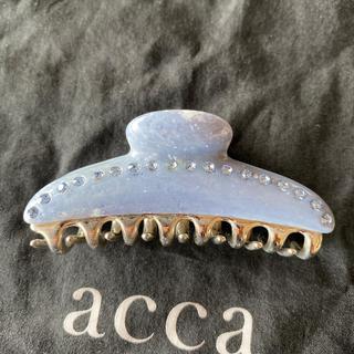 acca - 【アッカ acca】ティアラクイーン 中 スカイブルー