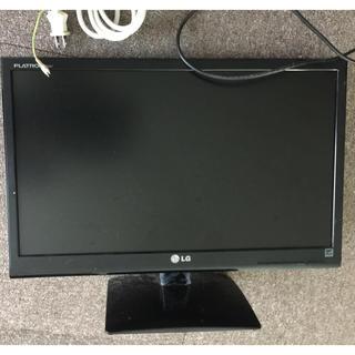 エルジーエレクトロニクス(LG Electronics)の LG 21.5インチワイドモニター フルHD HDMI DVI D-sub (映像用ケーブル)
