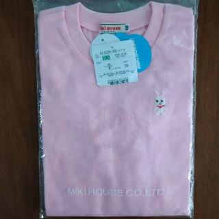 mikihouse - ミキハウス Tシャツ 半袖 tシャツ 100 新品