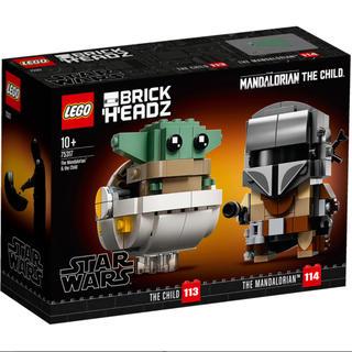 Lego - レゴ (LEGO) スター・ウォーズ マンダロリアン&チャイルド 75317