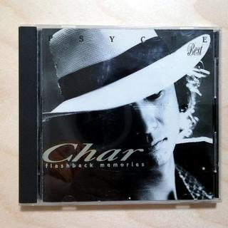 CHAR - FLASHBACK MEMORIES (CD)(ポップス/ロック(邦楽))