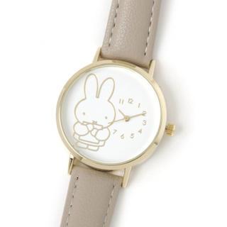 スタディオクリップ(STUDIO CLIP)のミッフィー 腕時計 スタディオクリップ(腕時計)