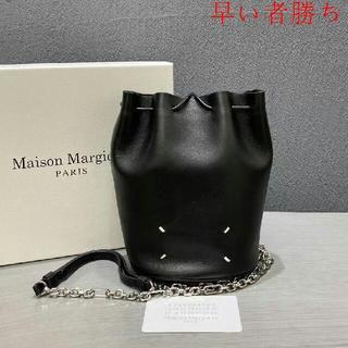 Maison Martin Margiela - Maison Margiela ブラック バケットバッグ ショルダーバッグ
