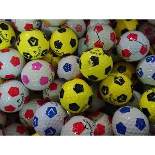 ロストボール キャロウェイTRUVISシリーズ混合30球B球