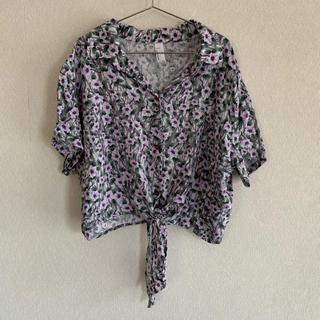 アメリカンアパレル(American Apparel)のAmerican Apparel シャツ(シャツ/ブラウス(半袖/袖なし))