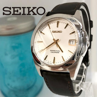 セイコー(SEIKO)のセイコー時計 メンズ腕時計 レディース腕時計 新品電池 美品 110(腕時計(アナログ))