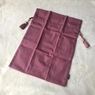 フランフラン(Francfranc)のフランフラン  巾着 ピンク(ポーチ)