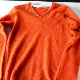 フランシストモークス(FranCisT_MOR.K.S.)のFranCisT_MOR.K.S オレンジカットソー(Tシャツ/カットソー(七分/長袖))
