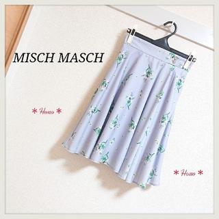 MISCH MASCH - ★MISCH MASCH*フラワーフレアスカート