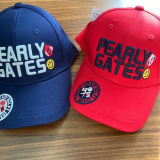 パーリーゲイツ(PEARLY GATES)のキャップ 2点(キャップ)