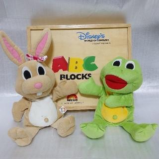 Disney - ディズニー英語システム ABCブロック