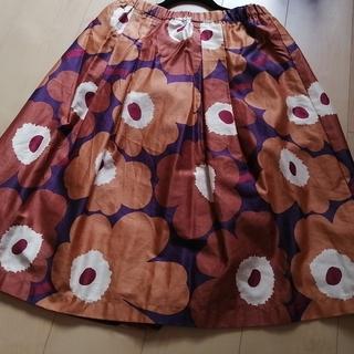 マリメッコ(marimekko)のマリメッコ marimekko スカート(ひざ丈スカート)