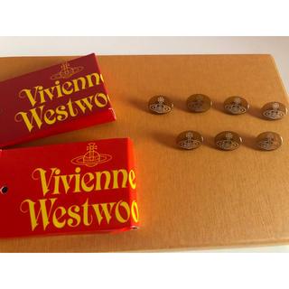 ヴィヴィアンウエストウッド(Vivienne Westwood)のヴィヴィアンウエストウッド オーブボタン ヴィヴィアンボタン (各種パーツ)