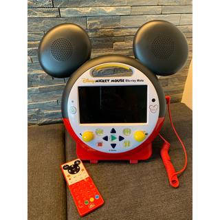 ディズニー(Disney)のディズニー英語システム ミッキーメイト ブルーレイプレイヤー(DVDプレーヤー)