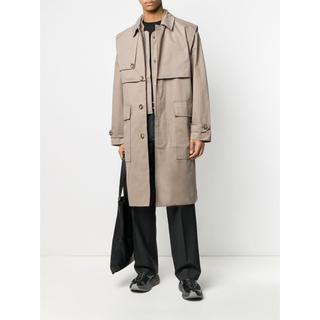 バーバリー(BURBERRY)の新品GR-uniformaトレンチコートM size 定価69800 (トレンチコート)