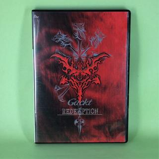Gackt REDEMPTION CD + DVD(ポップス/ロック(邦楽))