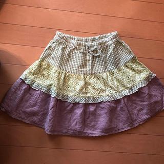 ニットプランナー(KP)のKP スカート デニム なみさん専用出品(スカート)