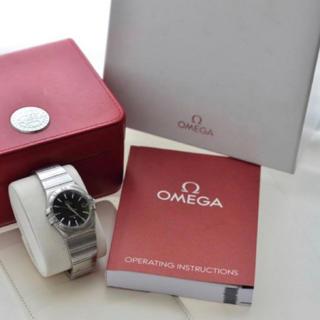 オメガ(OMEGA)の★オメガ★コンステレーション★123.10.35.60.01.001★ブラック(腕時計(アナログ))