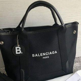 Balenciaga - 黑いBALENCIAGA  美品トートバッグ