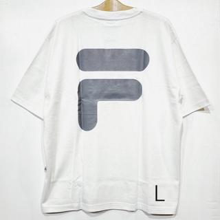 FILA - FILA フィラ ヘリテージ バックプリント 半袖Tシャツ