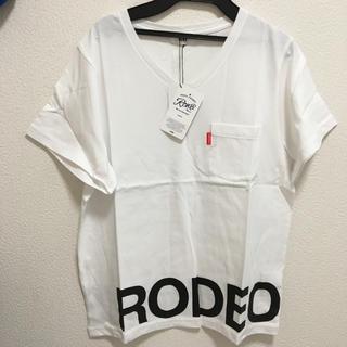 RODEO CROWNS WIDE BOWL - ロデオクラウンズ Tシャツ