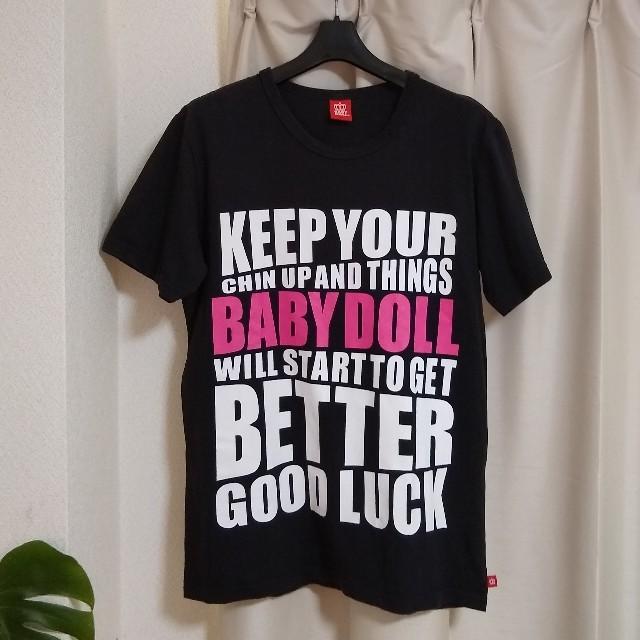 BABYDOLL(ベビードール)のベビードールTシャツ レディースのトップス(Tシャツ(半袖/袖なし))の商品写真
