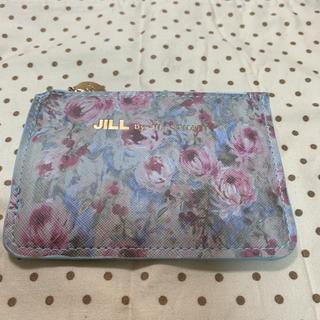 ジルバイジルスチュアート(JILL by JILLSTUART)のJILL by JILLSTUART☆キーリング付きウォレット(コインケース)