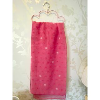 ミキハウス(mikihouse)のミキハウス 浴衣 帯 ピンク 紫陽花 ファミリア好きな方にも(甚平/浴衣)