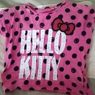 ハローキティ(ハローキティ)のハローキティ ユニクロ Tシャツ 110(Tシャツ/カットソー)