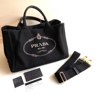 PRADA - PRADA プラダ カナパ 極美品‼️