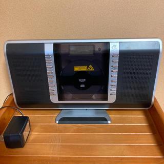 ソニー(SONY)のsoundlook sad 4751 CD ステレオ ラジオ スピーカー(スピーカー)