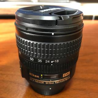 ニコン(Nikon)のNikon AF-S Nikkor 17-70 1:3.5/4.5 G DX(レンズ(ズーム))