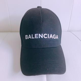 バレンシアガ(Balenciaga)の【新品未使用】バレンシア キャップ 帽子 ユニセックス(キャップ)