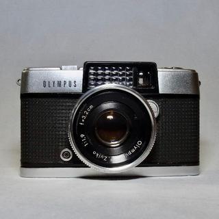 Olympus PEN D(コンパクトフィルムカメラ)